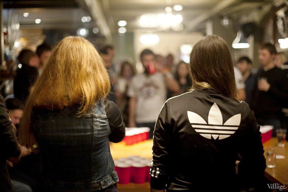 Дали по шарам: Кто игде играет вбир-понг вМоскве. Изображение № 5.