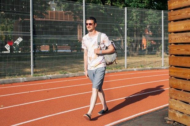 Владимир Долгий-Рапопорт, основатель детского спортивного центра. Изображение № 11.