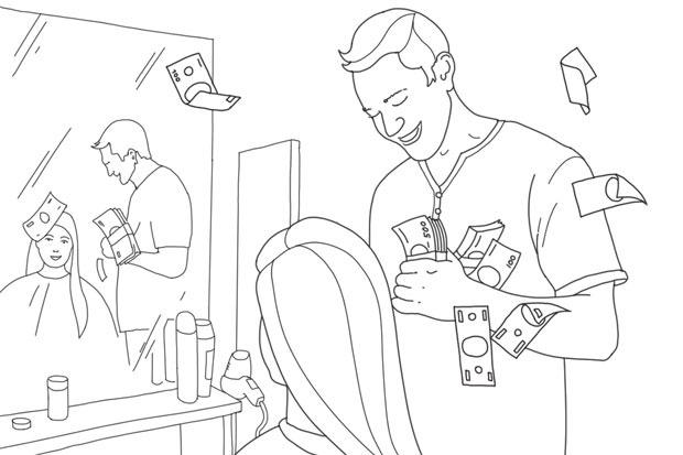 Как всё устроено: Работа парикмахера. Изображение № 1.