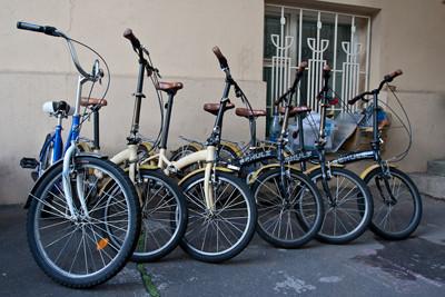 Городские байки: 10 велопрокатов в Москве. Изображение № 18.