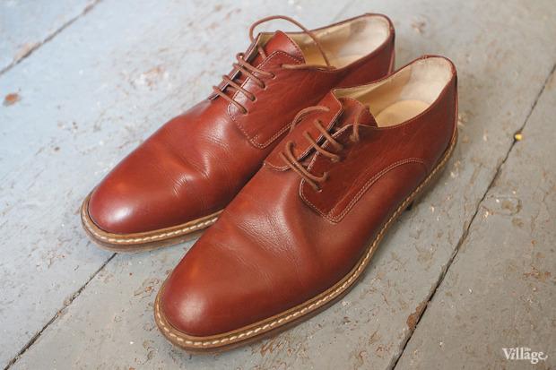Кожаные туфли — 2 000 рублей. Изображение № 189.