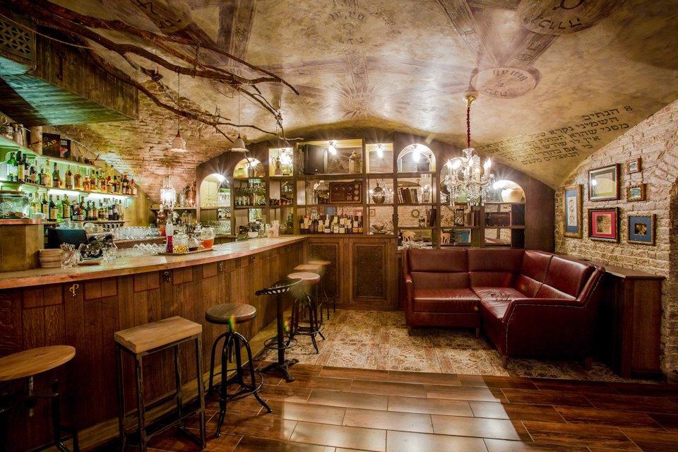 Ресторан ибар Mitzva bar. Изображение № 6.