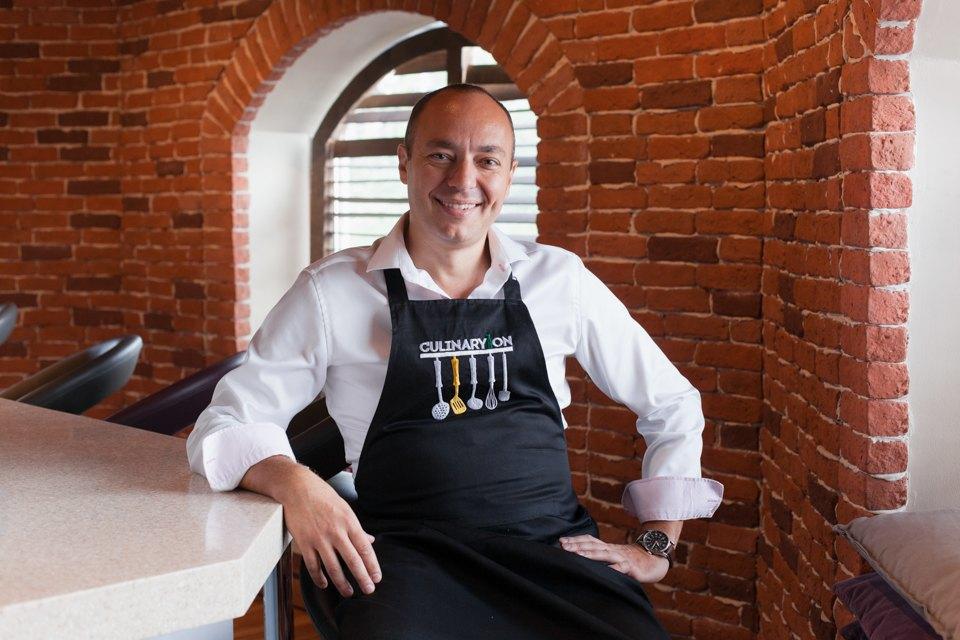 Кулинарные вечеринки и Корпоративы - кулинарная студия