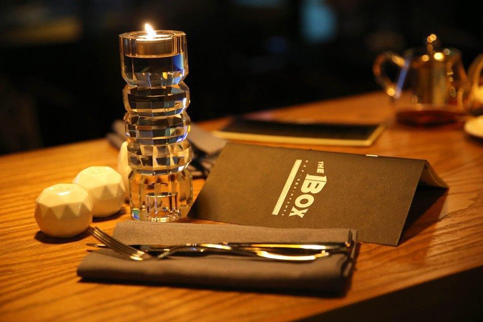 Ресторан ибар TheBox. Изображение № 8.