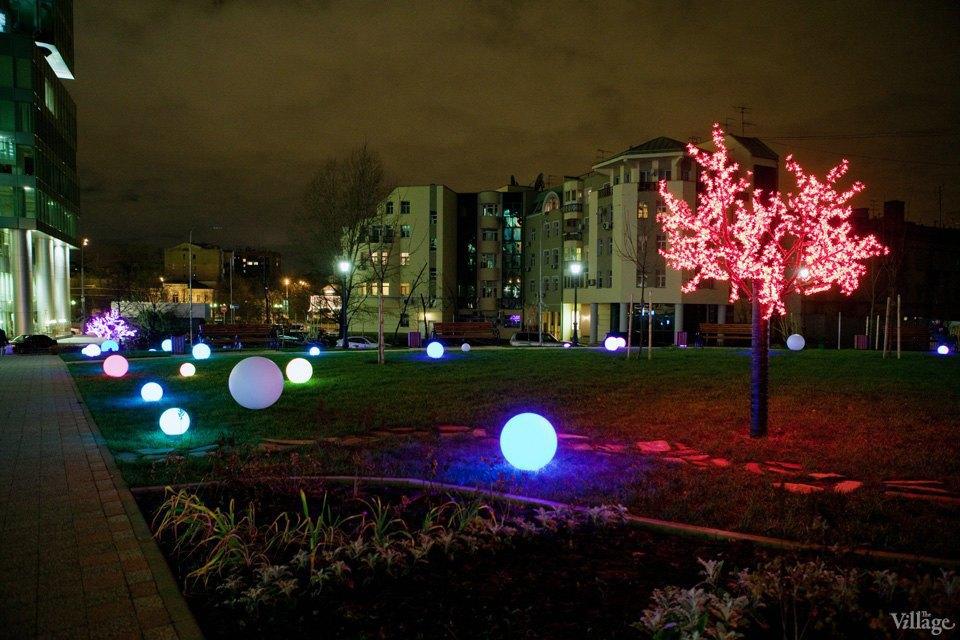Фото ночи: Новый парк на«Трубной». Изображение № 7.