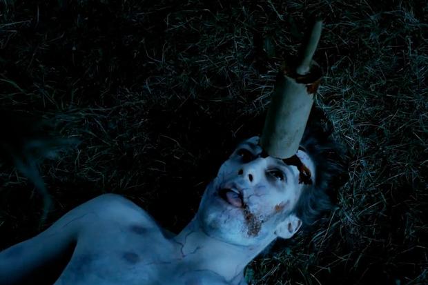 «Самый страшный фильм 3D», юношеская пародия на зомби-ужастики. Изображение № 6.