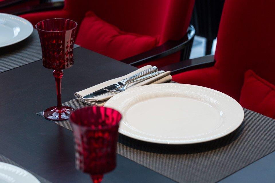 Ресторан «Блок» вТаврическом саду . Изображение № 15.