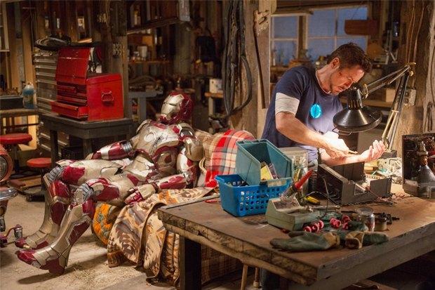 Кадр из фильма «Железный человек — 3». Изображение № 4.