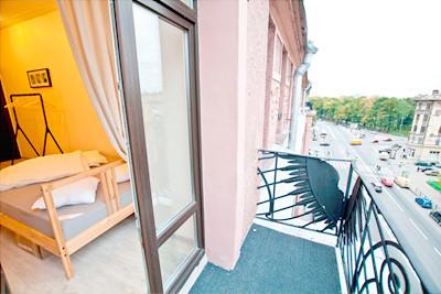 Свежий номер: 13 новых хостелов в Петербурге. Изображение № 2.