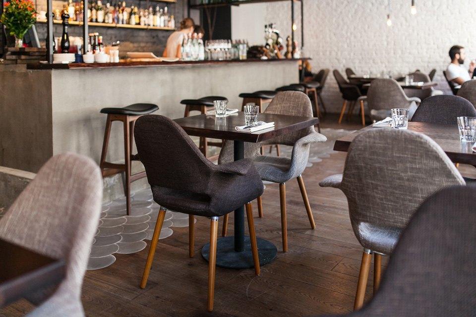 Ресторан Brixton наЖуковского . Изображение № 3.