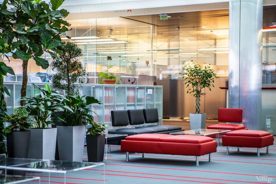 Офис недели (Москва): «Аэроэкспресс». Изображение № 8.