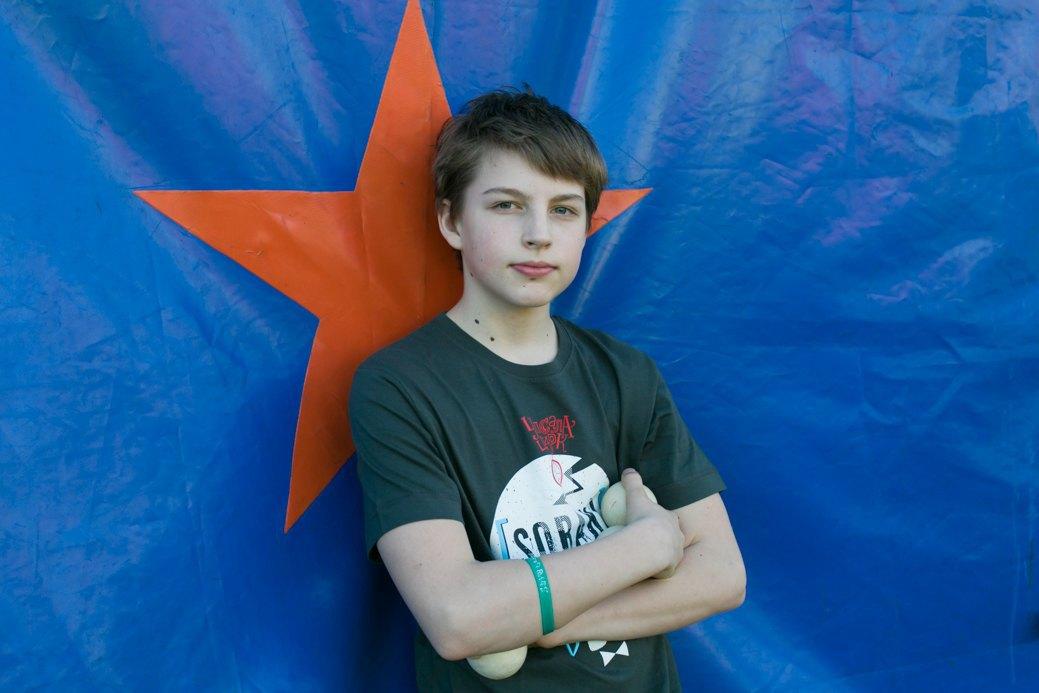 15 лет «Упсала-цирку»: Как трудные подростки становятся цирковыми артистами. Изображение № 29.