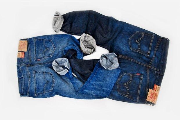 Лучше меньше: Где покупать джинсы Levi's 501 Original. Изображение № 1.