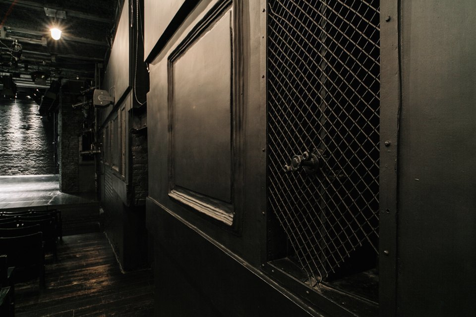 «Студия театрального искусства» вздании бывшей фабрики. Изображение № 25.
