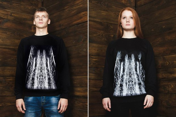 Толстовки и футболки екатеринбургской марки Kh. Изображение № 3.