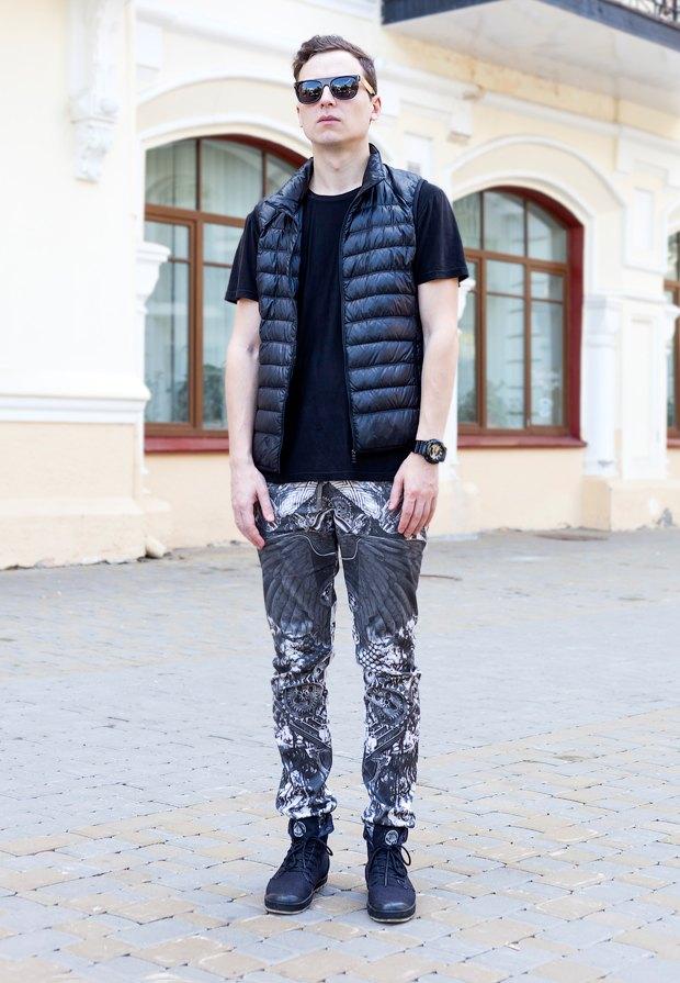Внешний вид (Киев): Антон Шнайдер, дизайнер. Изображение № 1.
