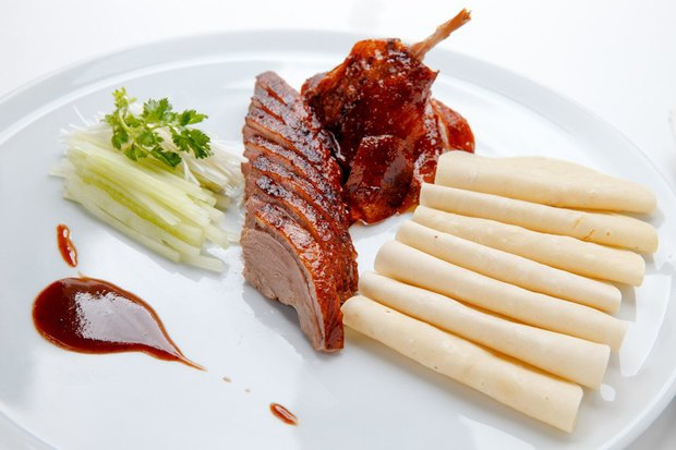 На улице Марата открылся ресторан «Жирная утка» . Изображение № 1.
