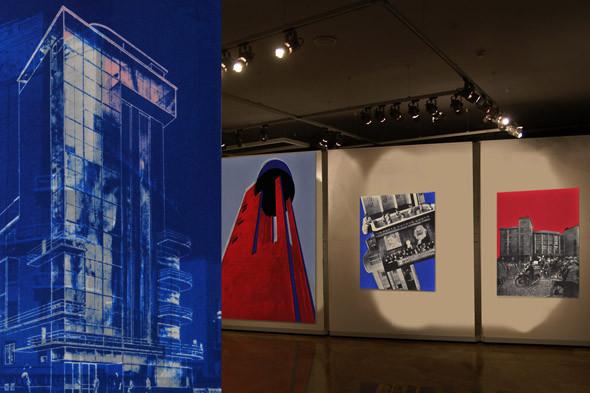 Выставка о ленинградском конструктивизме открывается в Новом музее. Изображение № 2.