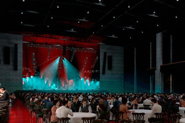 В Москве откроется новая концертная площадка на 8 тысяч зрителей. Изображение № 10.