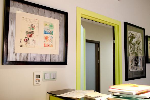 Офис недели: продакшн компания Andy Fiord Studio (Петербург). Изображение № 11.