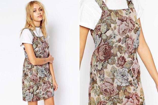 Где купить платье с цветочным принтом: 6 вариантов от 3 600 до9000 рублей. Изображение № 5.