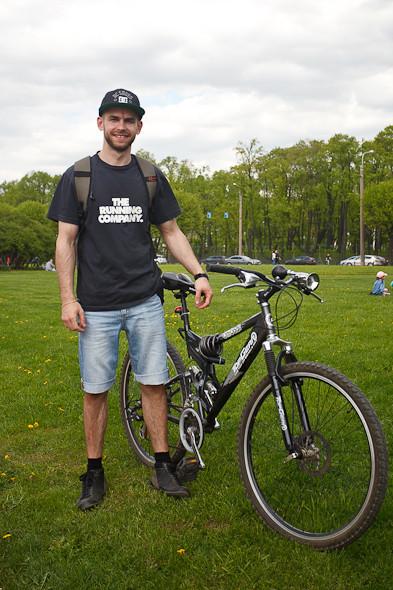 Участники пробега Let's bike it! о велодорожках. Изображение № 10.