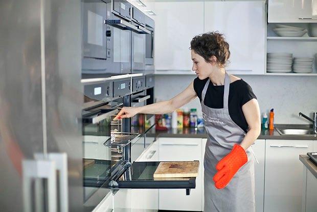 Шеф дома: Ростбиф-салат и тыквенная каша Мириам Сехон. Изображение № 34.
