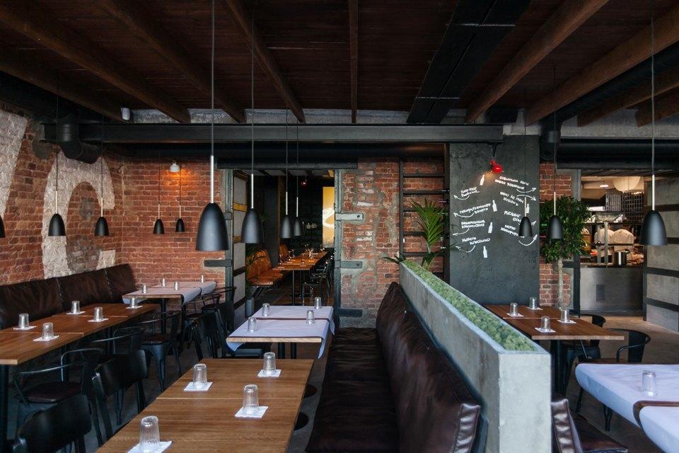 Ресторан «Вкус есть» нанабережной Фонтанки. Изображение № 4.