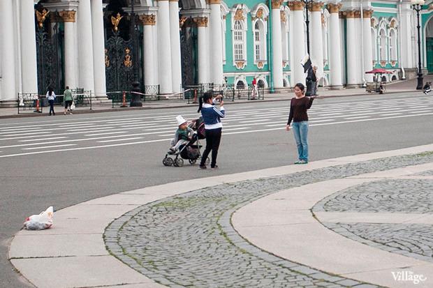 Эксперимент The Village: Самые популярные места для фотографий из Петербурга. Изображение № 52.