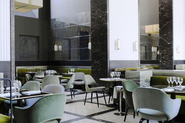 Ресторан Monsieur Bleu в Париже. Изображение № 8.