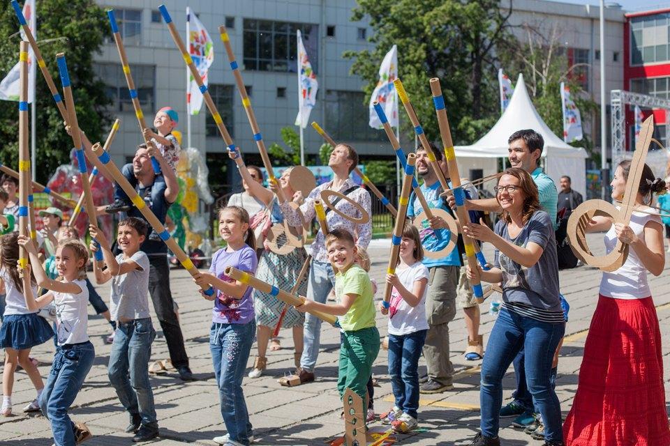 Как мама двоих детей ставит Москву на ходули. Изображение № 7.