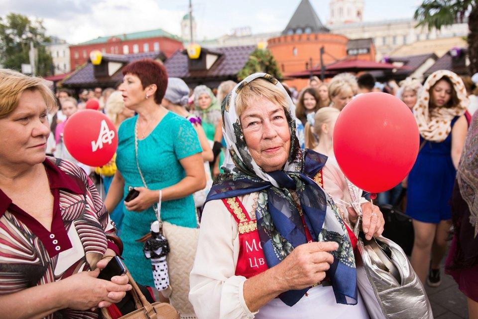 Шествие бабушек наТверской. Изображение № 20.