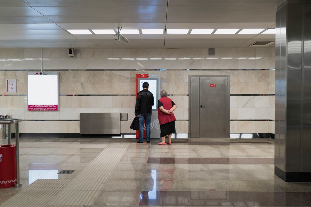 Зонтпэкер изарядка для гаджетов—как устроена станция метро «Котельники». Изображение № 17.