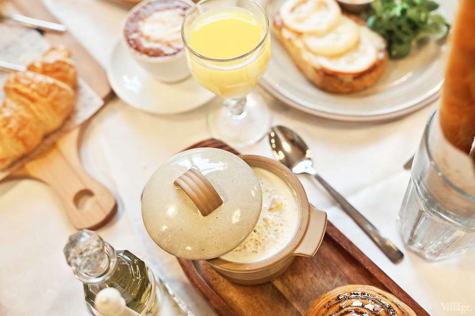Пока ты спал: Ранние завтраки в Петербурге. Изображение № 15.