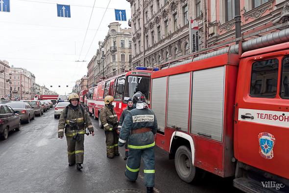В Петербурге горел дворец Белосельских-Белозерских. Изображение № 16.