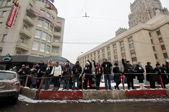 Близкое окружение: Участники акции «Белый круг» о проблемах Москвы. Изображение № 41.