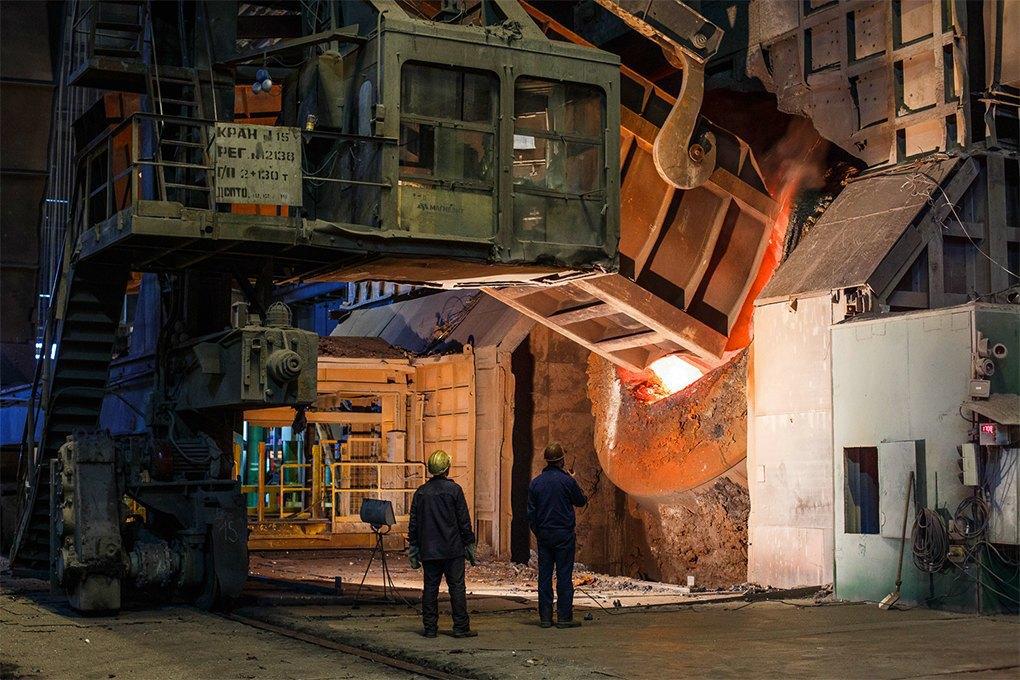 Производственный процесс: Как плавят металл. Изображение № 9.