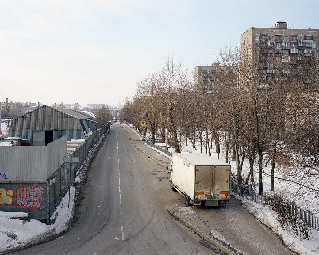 Фотограф Максим Шер — отом, изчего состоит постсоветский город. Изображение № 34.