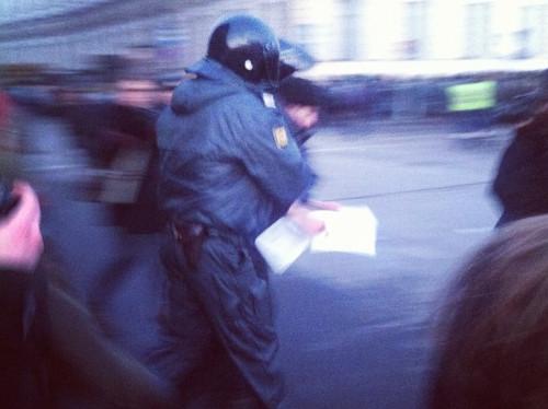 Онлайн-трансляция: Митинги в Москве и Петербурге. Изображение № 26.