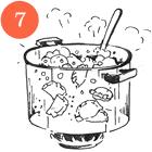 Рецепты шефов: Вареники скапустой. Изображение № 9.