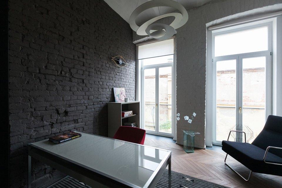 Квартира владельцев галереи Bulthaup наБольшой Конюшенной. Изображение № 14.