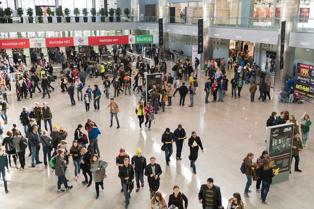 Фрики и гики: Как прошёл второй московский Comic Con. Изображение № 12.