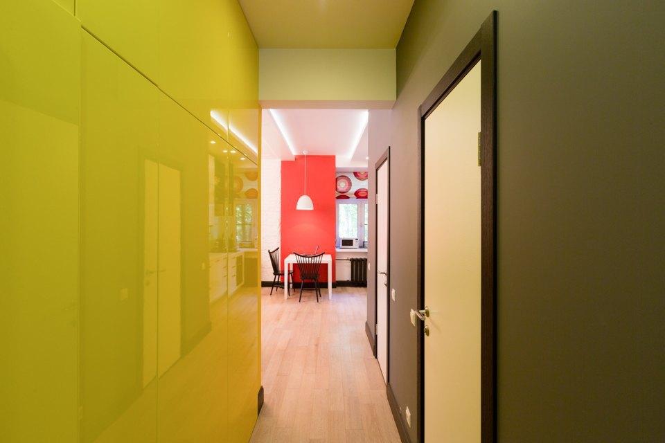 Квартира в профессорском доме наЛомоносовском проспекте. Изображение № 2.