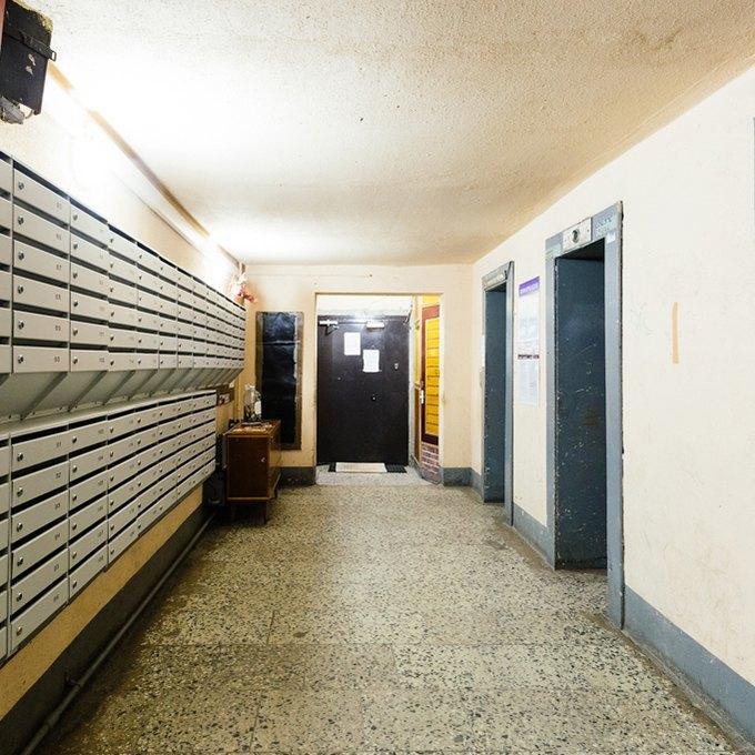 Я живу в доме «на курьих ножках» на«Приморской» (Петербург). Изображение № 11.