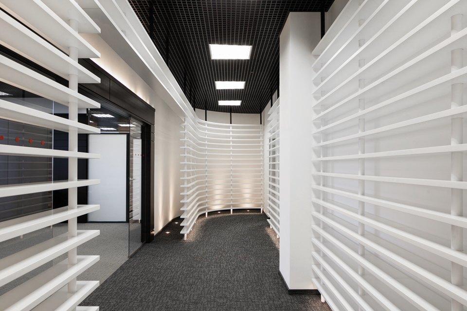Офис ломоперерабатывающего предприятия «Мера». Изображение № 4.