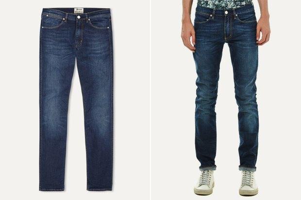 Где купить мужские джинсы прямого кроя: 9вариантов от 1655рублей до 13тысяч. Изображение № 9.