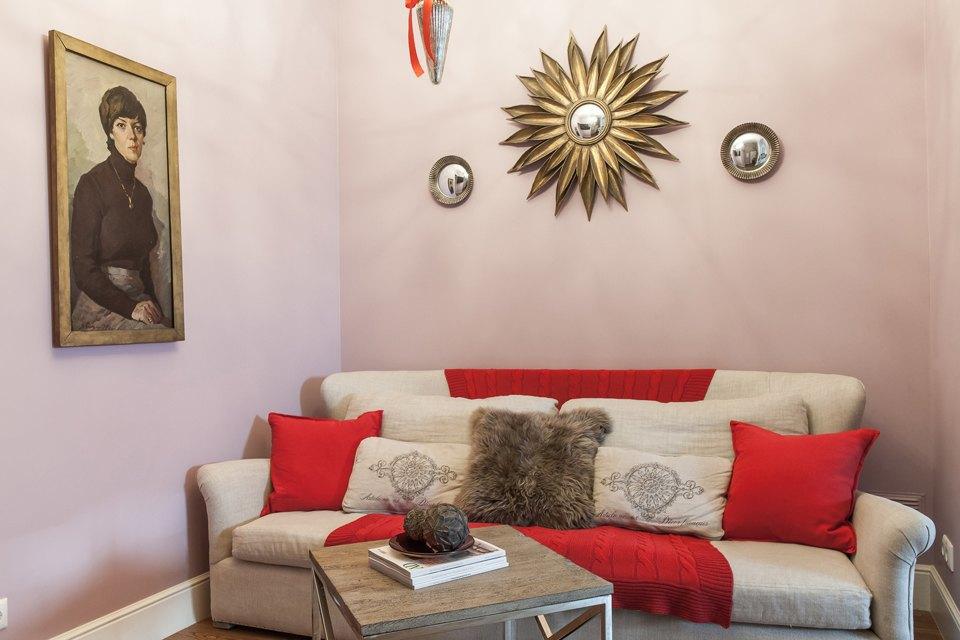 Трёхкомнатная квартира для молодой семьи напроспекте Мира. Изображение № 4.