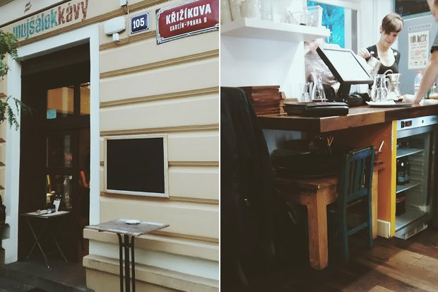 Где пить кофе вПраге. Изображение № 4.