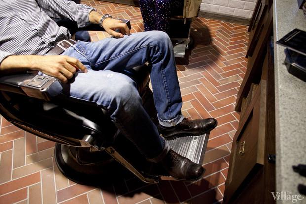 Новое место: Mr. Right Barbershop. Изображение № 8.