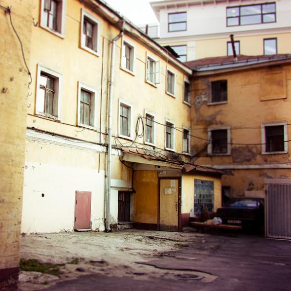 В зоне риска: Жилой дом в Большом Саввинском переулке. Изображение № 9.